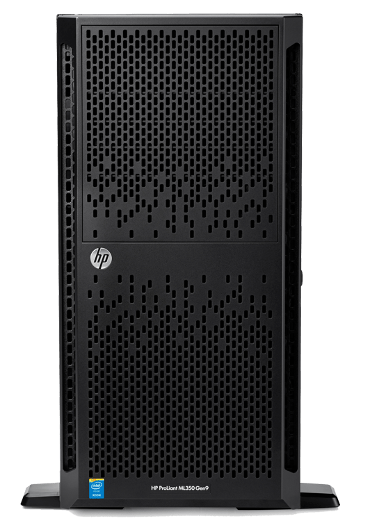 HP Proliant server